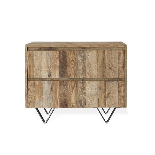 Bathroom: Wood dresser Francomario