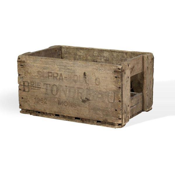 Cassetta in legno Francomario