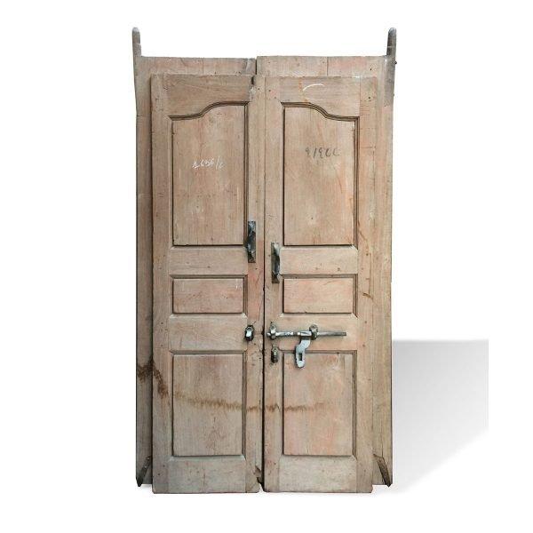 Coppia porte antiche Francomario