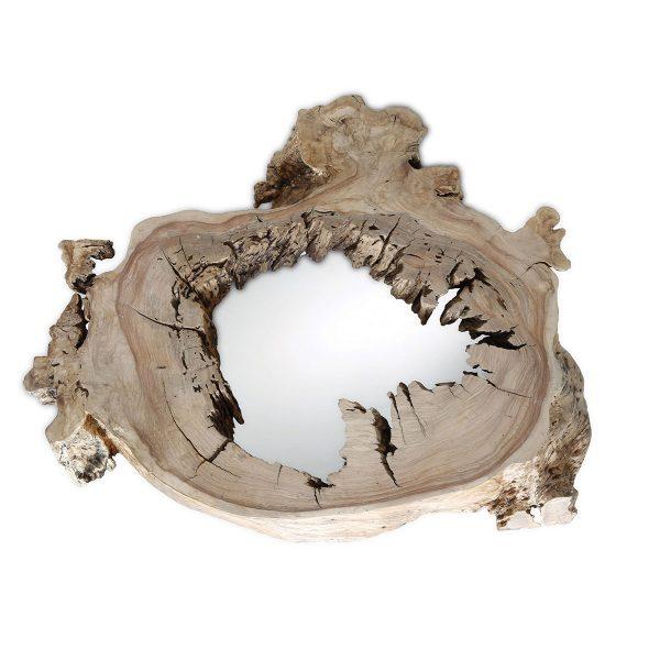 Cornice Ulivo Con Specchio Francomario