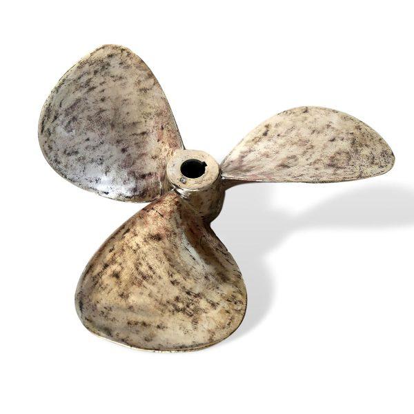 Elica in bronzo 4 pale Francomario