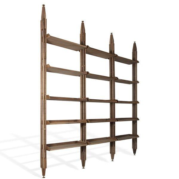 Libreria in legno Francomario