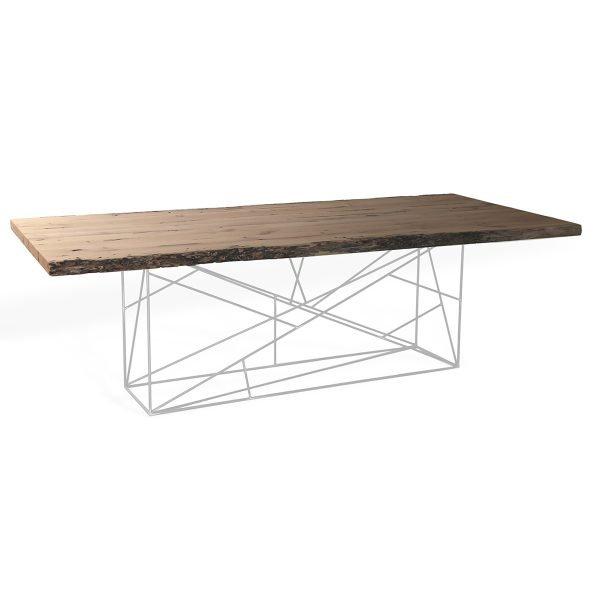 Piano tavolo in Rovere Briccola Francomario