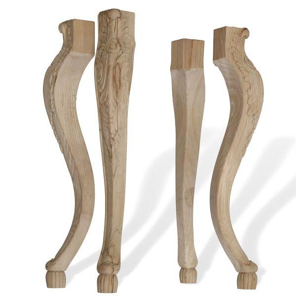 Set 4 gambe Francomario