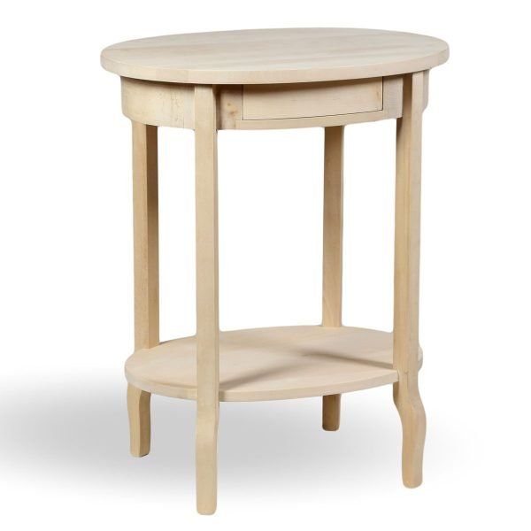 Tavolino ovale Francomario