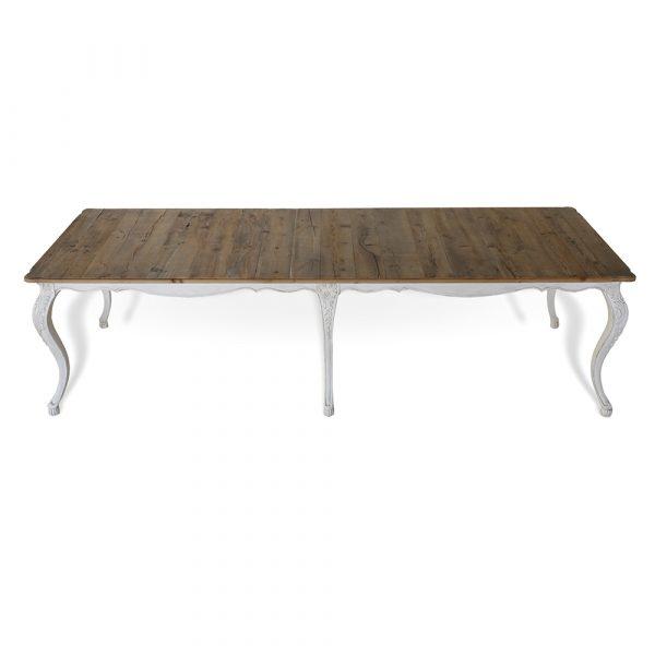 Tavolo rettangolare fisso laccato Francomario