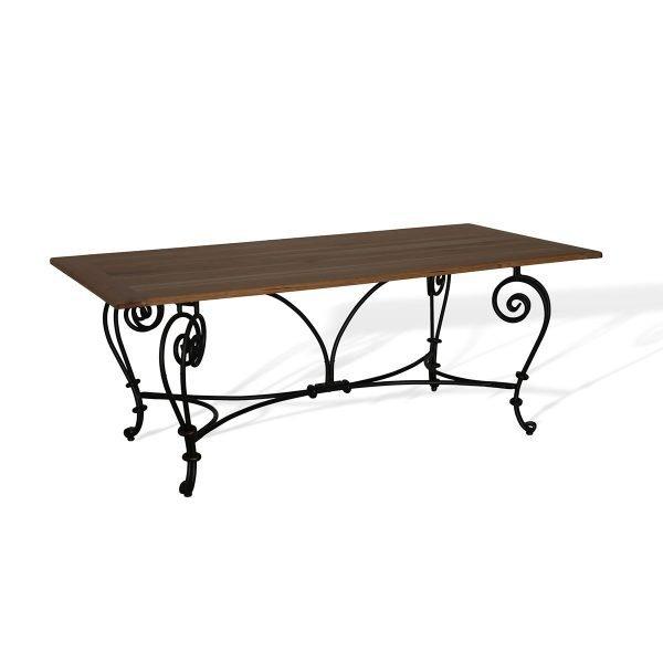 Tavolo rettangolare Francomario